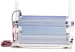 C-DASG-400-50 Dual Adjustable Mega-Gel Electrophoresis System from CBS Scientific