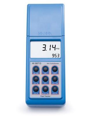 HI 98713 Portable Turbidity Meter from Hanna