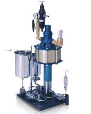 M-110Y High Pressure Pneumatic Microfluidizer from Microfluidics