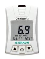 Omnitest 3 Blood Glucose Monitor from B.Braun