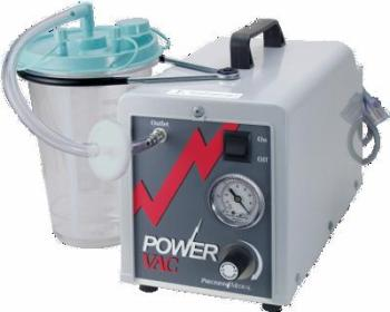 PM61 PowerVac Aspirator from Precision Medical