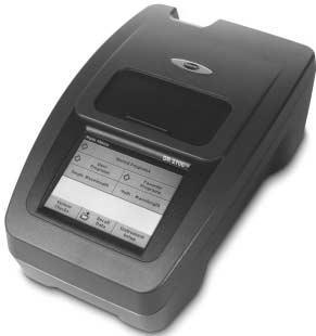 DR 2700 Portable Spectrophotometer from HACH