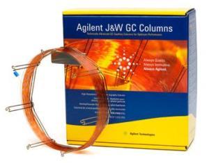 Capillary DB-1ms Ultra Inert GC Columns from Agilent