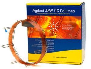 Capillary DB-5ms GC/MS Columns from Agilent