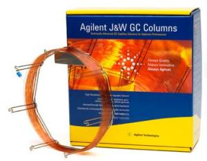 Capillary DB-624 GC/MS Columns from Agilent
