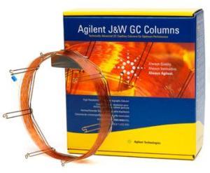 Capillary DB-EUPAH GC Columns from Agilent