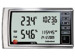 622 Hygrometer with Pressure Indication from Testo