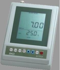 6173 pH Benchtop Meter from Jenco