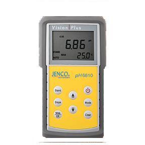 VisionPlus 6810 pH Meter from Jenco