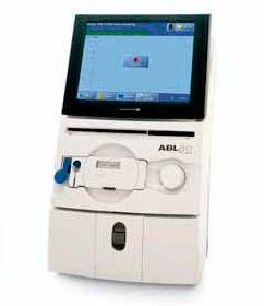 ABL80 FLEX BASIC Version Blood Gas Analyzer