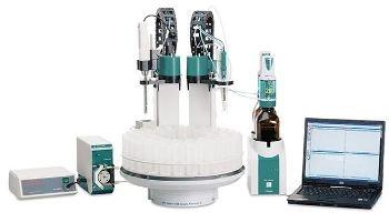 815 Robotic Titration Soliprep from Metrohm