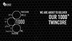 The 1000TH Twincore