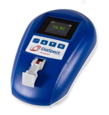 DiaSpect Hemoglobin T Analyzer from EKF Diagnostics