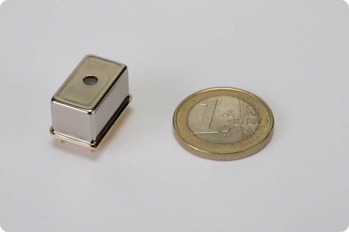 Micro-spectrometer