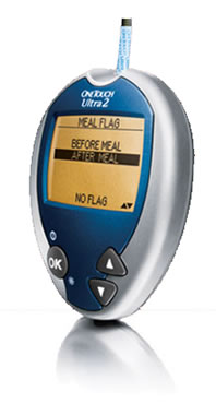 OneTouch® Ultra®2 Blood Glucose System