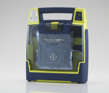 Powerheart Automated External Defibrillator G3 Plus from Cardiac Science