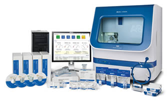 3500 Genetic Analyzer System from Thermo Scientific : Get