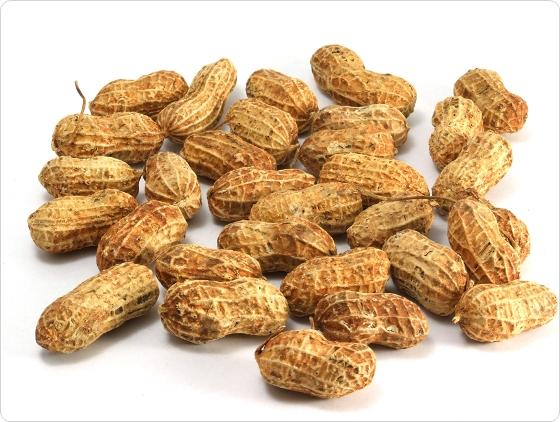 Cystic fibrosis peanut allergy