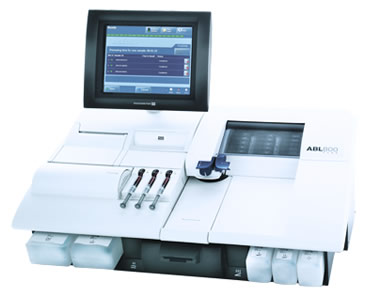 ABL800 FLEX Blood Gas Analyzer