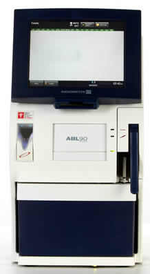 ABL90 FLEX Blood Gas Analyzer