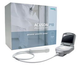 ACUSON P10 Ultrasound System from Siemens