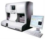 COULTER LH 780 Hematology Blood Analyzer from Beckman Coulter