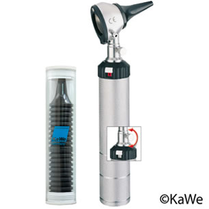 KaWe EUROLIGHT C10 2.5V otoscope