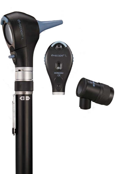 Ri-Scope L Otoscope from Riester