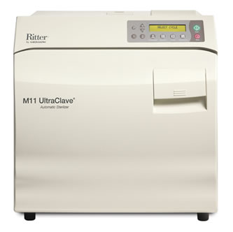 Ritter M11 UltraClave Automatic Sterilizer from Midmark