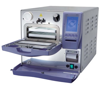 STERILCLAVE®  6 B SPEEDY Benchtop Sterilizer from Cominox