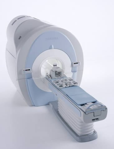 Vantage Atlas MRI Scanner from Toshiba