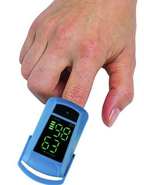ri-fox N Pulse Oximeter from Riester