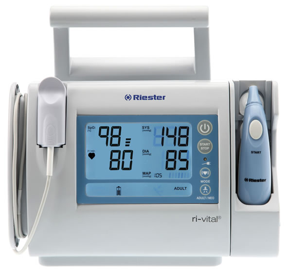 ri-vital Vital Signs Monitor from Riester