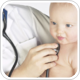 Importance of choosing correct catheter placement in hospitalized children