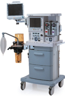 WATO EX-65/55 Anesthesia Machine from Mindray