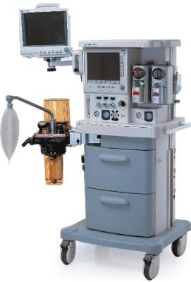 mindray anesthesia machine