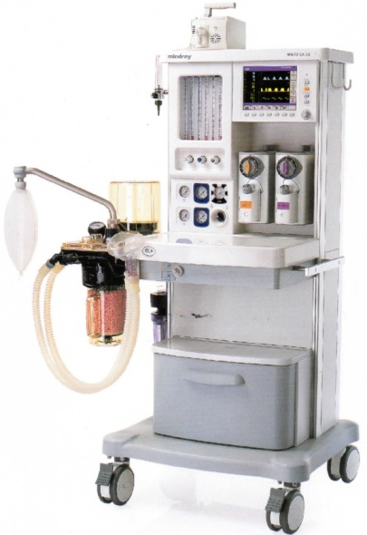 WATO EX-35 Anesthesia Machine from Mindray