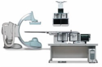 BRANSIST Safire VF17 Angiography System from Shimadzu