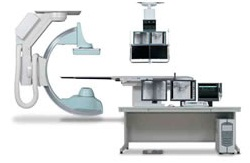 BRANSIST Safire VC17 Angiography System from Shimadzu