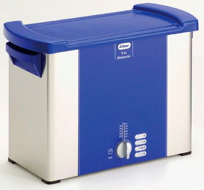 Elmasonic S Ultrasonic Cleaning Units from Elma