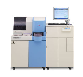 AIA-2000 Automated Immunoassay Analyzer from Tosoh