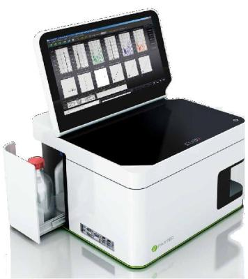 CyFlow Cube 8 Flow Cytometer from Partec