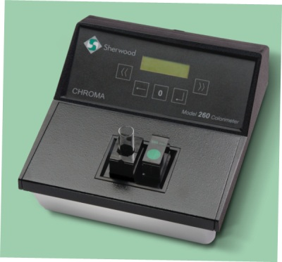 Chroma Model 260 Programmable Colorimeter from Sherwood Scientific