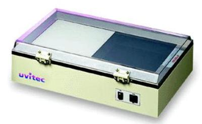 UVIvue Transilluminator from UVITec Cambridge