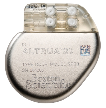 ALTRUA 20 Pacemaker from Boston