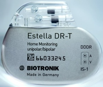 Estella DR-T Pacemaker from Biotronik