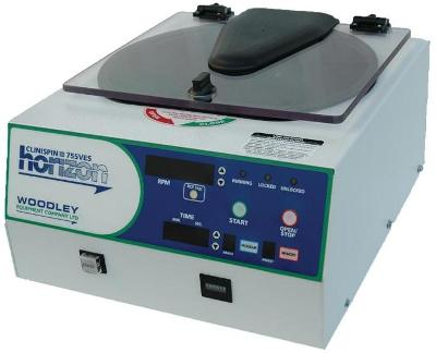 Clinispin Horizon 755VES Benchtop Centrifuge from Woodley