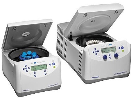 Microcentrifuge 5430/5430R from Eppendorf