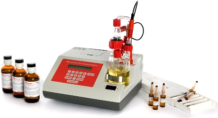 Coulometric Titrator from G.R.Scientific