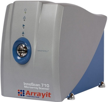 InnoScan 710 Microarray Scanner from Innopsys